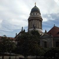 9/2/2012 tarihinde Roland G.ziyaretçi tarafından Französischer Dom'de çekilen fotoğraf