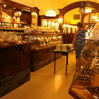 Photo taken at Beernsten's Confectionary by Abby S. on 8/18/2012