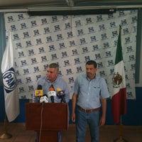 Photo taken at Partido Accion Nacional by Juan Francisco A. on 8/20/2012