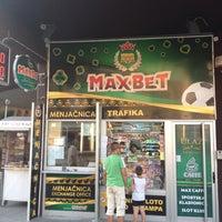Photo taken at MaxBet by Milan V. on 7/8/2012