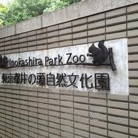 Photo taken at Inokashira Park Zoo by daisuke a. on 5/26/2012