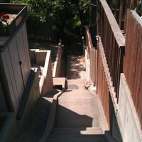 Photo taken at Effie Stairs by Roy R. on 3/14/2012