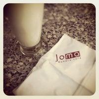 Photo taken at Joma Bakery Café by Chú T. on 2/20/2012