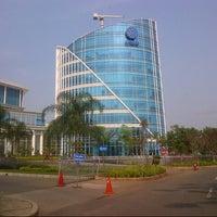 Photo taken at Universitas Multimedia Nusantara by Hastin Y. on 7/15/2012