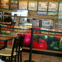 Photo taken at Subway by S M. on 5/1/2012