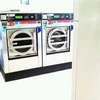 Photo taken at Kanawha City Coin laundry by Sena H. on 5/28/2012