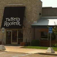 Photo taken at Twisted Rooster by FloAnn Y. on 8/8/2012
