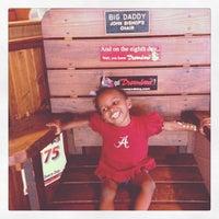 Photo taken at Dreamland BBQ by Demetrius H. on 8/24/2012