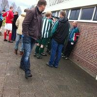 Photo taken at vv DWP by Douwe-Jan R. on 4/21/2012