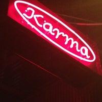 Photo taken at Karma by jae p. on 8/15/2012
