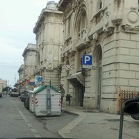 Photo taken at Stazione Falconara Marittima by Igor C. on 4/7/2012