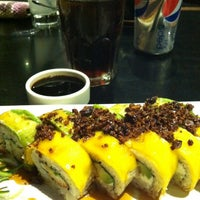Photo taken at Sushi Roll by Grubas S. on 8/14/2012