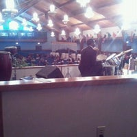 Photo taken at Pentecostal Temple Church Of God In Christ by Nicholas J. on 3/18/2012