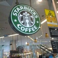 Photo taken at Starbucks Coffee by Hans H. on 7/7/2012