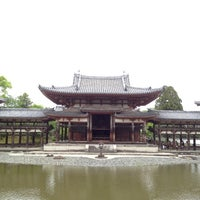 Photo taken at Byodo-in Temple by Aki z. on 5/1/2012