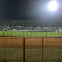 Photo taken at EMS Corporation Stadium by Mohammed L. on 3/11/2012