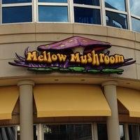 Photo taken at Mellow Mushroom by Dan J. on 6/7/2012