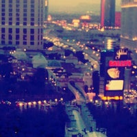 Photo taken at Bally's Hotel & Casino by Richelle W. on 2/27/2012