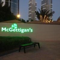Photo taken at McGettigan's JLT #McGettigansJLT by Evangeline H. on 3/10/2012