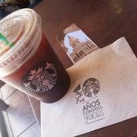 Photo taken at Starbucks Avda Constitución 11 by 형진 허. on 7/17/2012