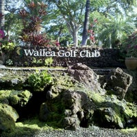 Photo taken at Wailea Golf Club by Jon M. on 4/1/2012