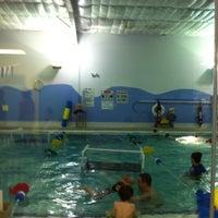 Photo taken at Little Otter Swim School by Greg L. on 3/20/2012