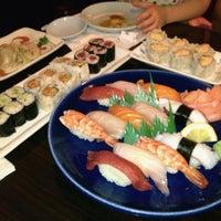 Photo taken at Sakura Japanese Restaurant by Jay M. on 2/17/2012