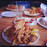 Photo taken at Deanie's Seafood by Dante' J. on 8/18/2012