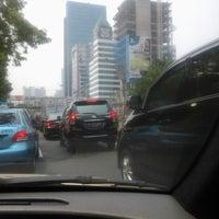 Photo taken at Depkes RI JAKARTA by Tjuk i. on 9/6/2012
