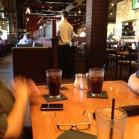Photo taken at BJ's Restaurant and Brewhouse by Raelene R. on 2/21/2012