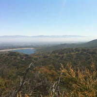 Photo taken at Caballero Canyon Trail Access by chicanita on 6/17/2012