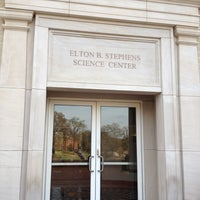 Photo taken at Stephens Science Center by Austin J. on 3/7/2012