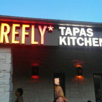 Photo taken at Firefly Tapas Kitchen & Bar by Ronnie M. on 4/29/2012