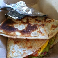 Photo taken at Crepes Bonaparte Truck by Mandy L. on 7/26/2012