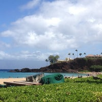 Photo taken at Trilogy Ocean Sports Kaanapali by Ginger C. on 5/29/2012