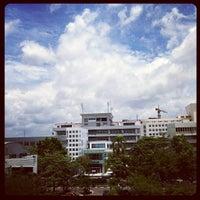 Photo taken at King Mongkut's University of Technology Thonburi (KMUTT) by Siraphatsakorn P. on 9/8/2012
