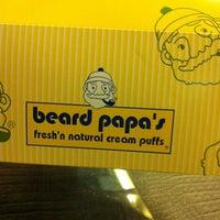 Photo taken at Beard Papa's by Georgia T. on 4/16/2012