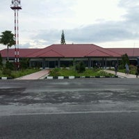 Photo taken at H.A.S. Hanandjoeddin Airport (TJQ) by Ajus A. on 3/22/2012