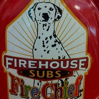 Photo taken at Firehouse Subs by JerryJoseph H. on 2/29/2012