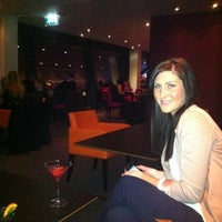 Photo taken at Laurent Perrier Champagne Bar by Andrew P. on 2/18/2012