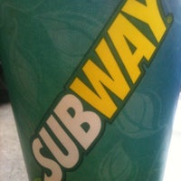 Photo taken at Subway by Sairahh'Sparks on 7/15/2012