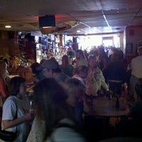 Photo taken at Bud Olson Bar by Joel E. on 3/17/2012