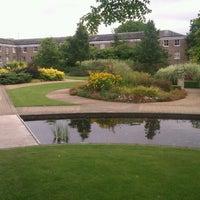 Снимок сделан в University of Nottingham пользователем BELIEBER x. 9/2/2012