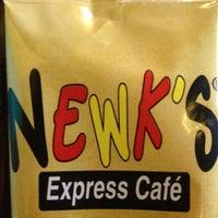 Photo taken at Newk's Express Cafe by Cassandra B. on 4/30/2012