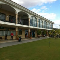 Photo taken at Campo de golf by Ana E. on 3/4/2012