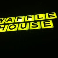 Photo taken at Waffle House by Chris V. on 3/23/2012