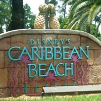 Photo Taken At Disneyamp39s Caribbean Beach Resort By Megan T