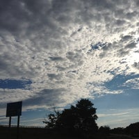 Photo taken at 390 Exit 3 - NY 15 N / NY 21 / Wayland by Bradley  R. on 7/25/2012