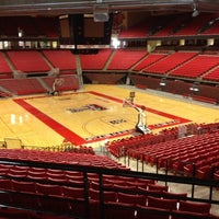 Photo taken at TTU - United Supermarkets Arena by Katie O. on 3/31/2012
