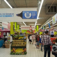 Photo taken at Auchan Amiens by Alехander G. on 8/27/2012